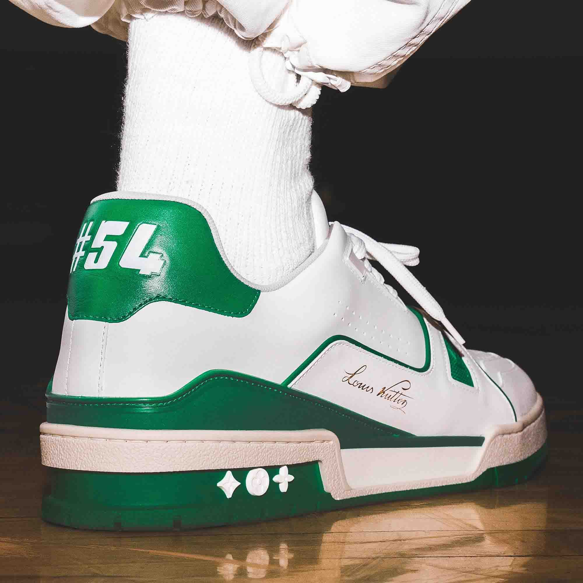 408 Trainer in Green - PerfectKickZ