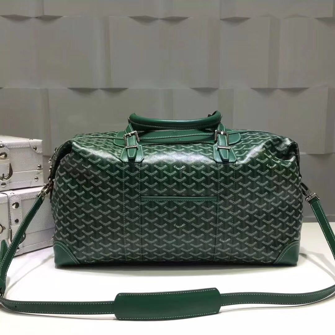 Luggage Boeing Travelling Bag Green - PerfectKickZ