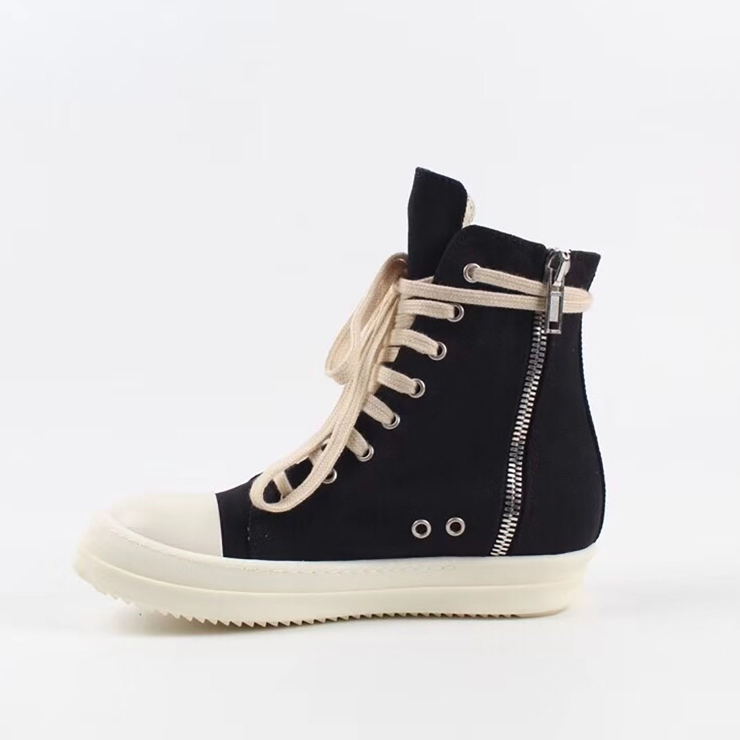 Canvas High Top Sneakers - PerfectKickZ