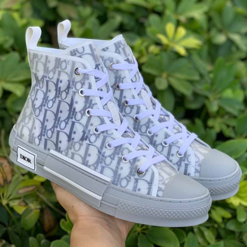 B23 High Top Sneaker - PerfectKickZ