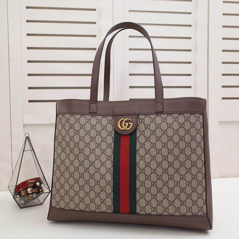 GG Web Handbag Shoulder Bag - PerfectKickZ
