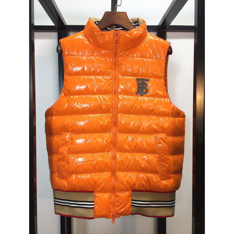 Orange Hessle Vest - PerfectKickZ