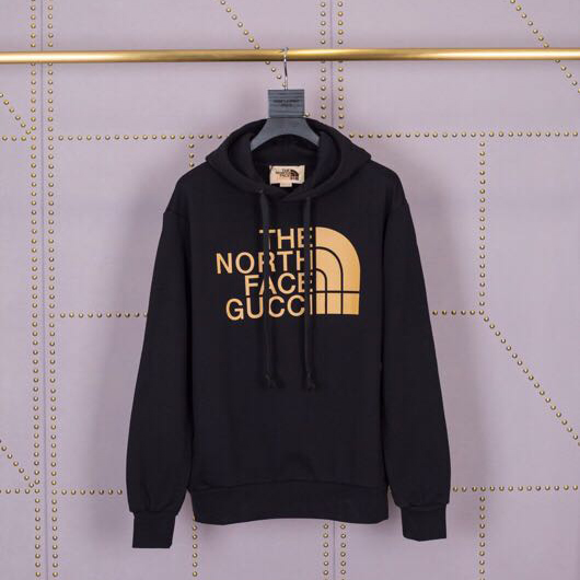 The North Face x Gucci Hooded Sweatshirt  - PerfectKickZ