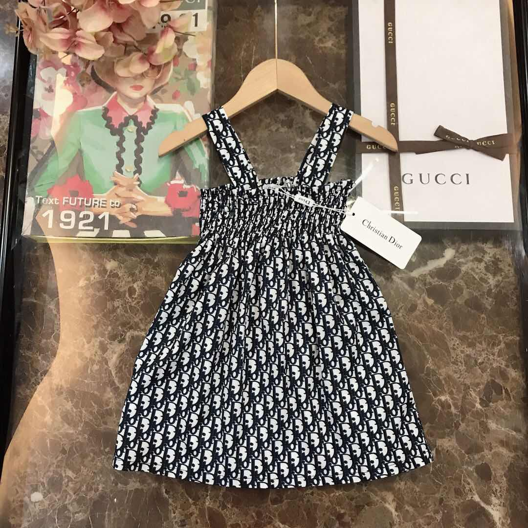 Oblique Kids Dress - PerfectKickZ