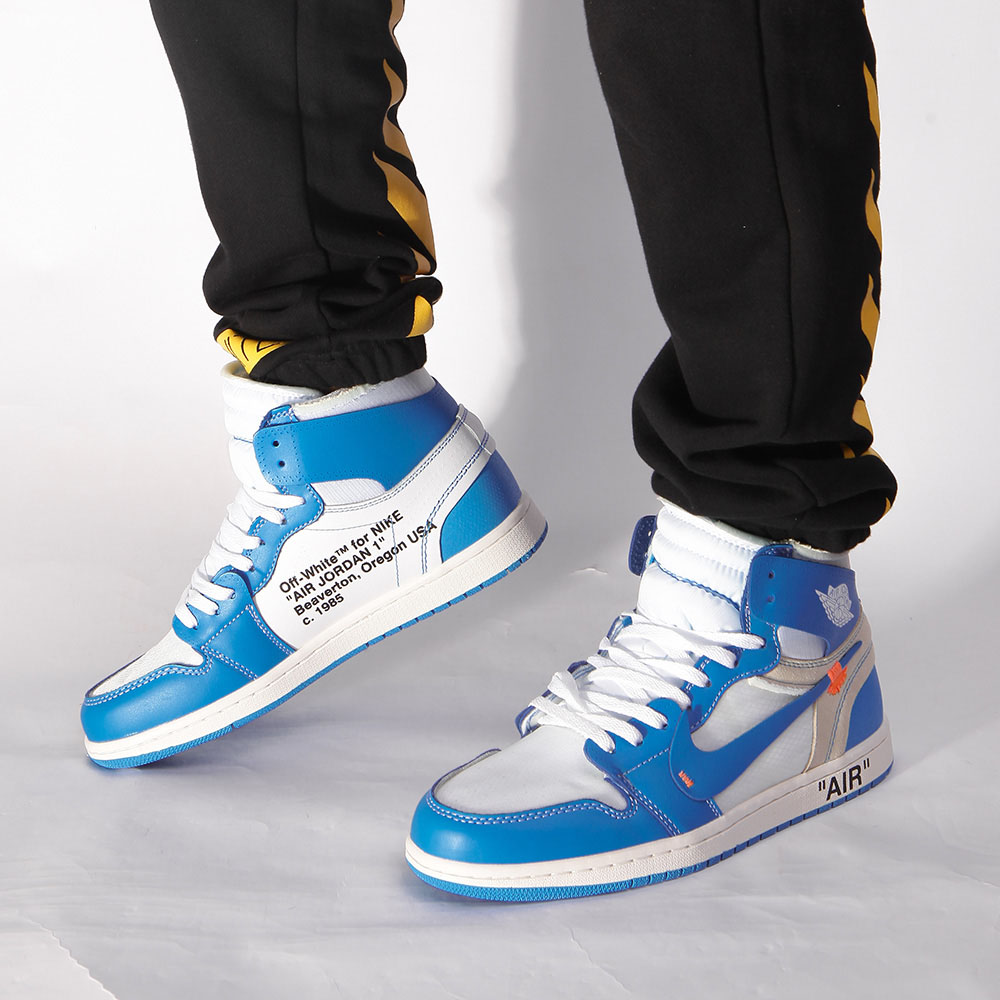 x Air 1  UNC Sneaker - PerfectKickZ