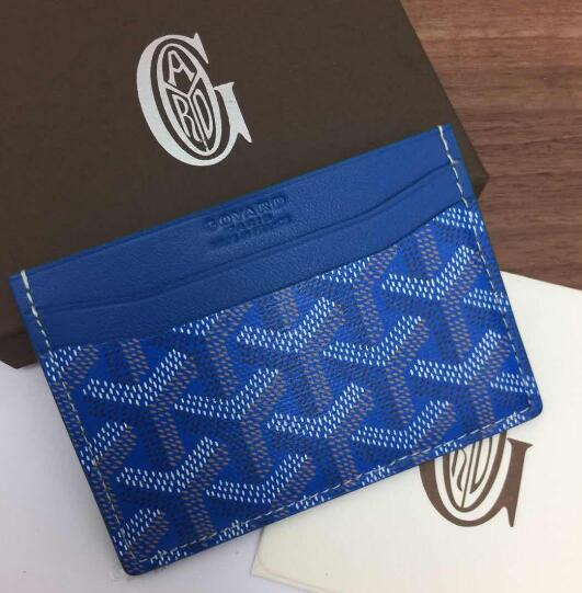 Card Holder Blue - PerfectKickZ