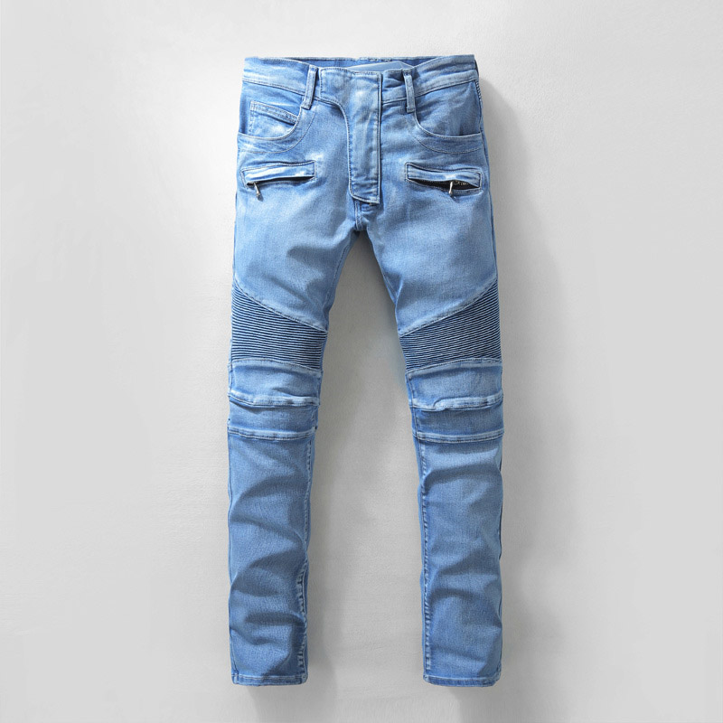 Slim-fit Jeans in Blue - PerfectKickZ