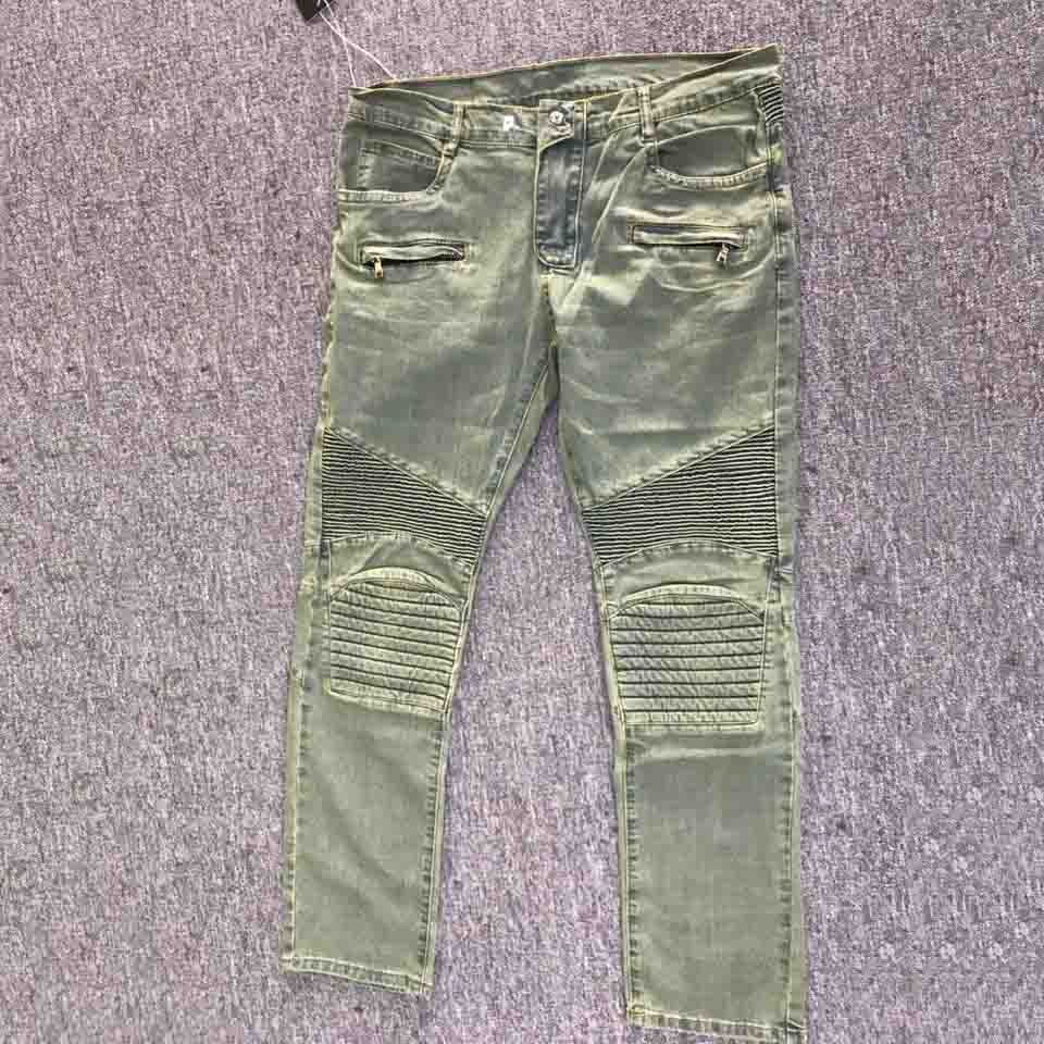 Slim-fit Jeans in laurel-green - PerfectKickZ