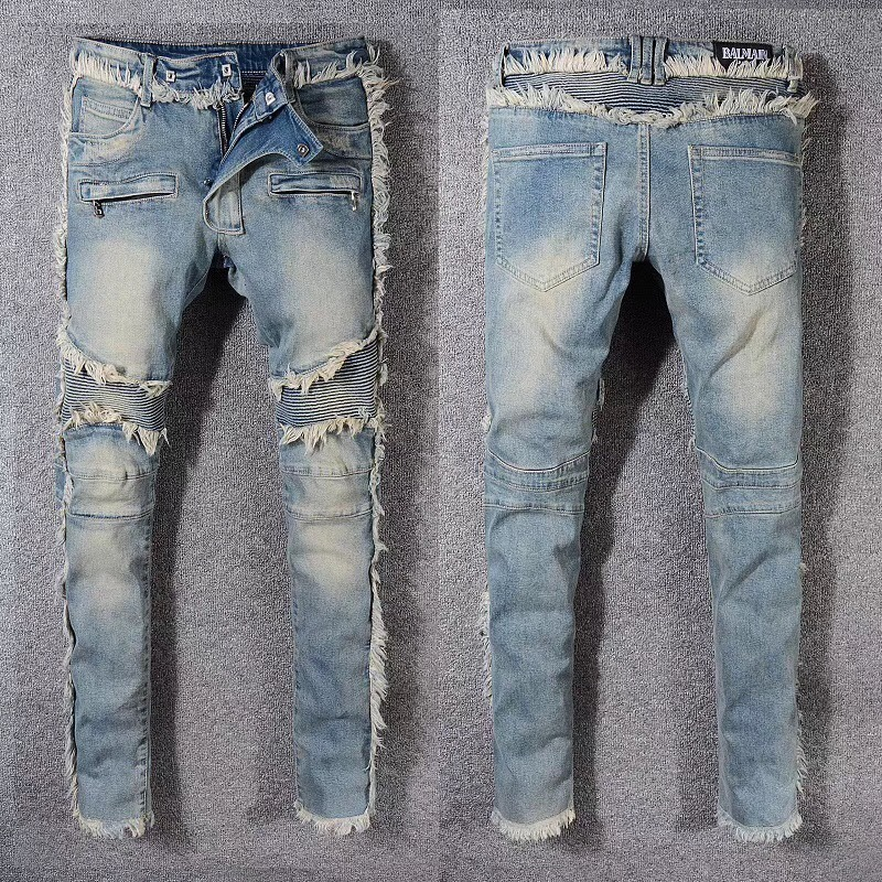 Slim-fit Jeans 8818 - PerfectKickZ
