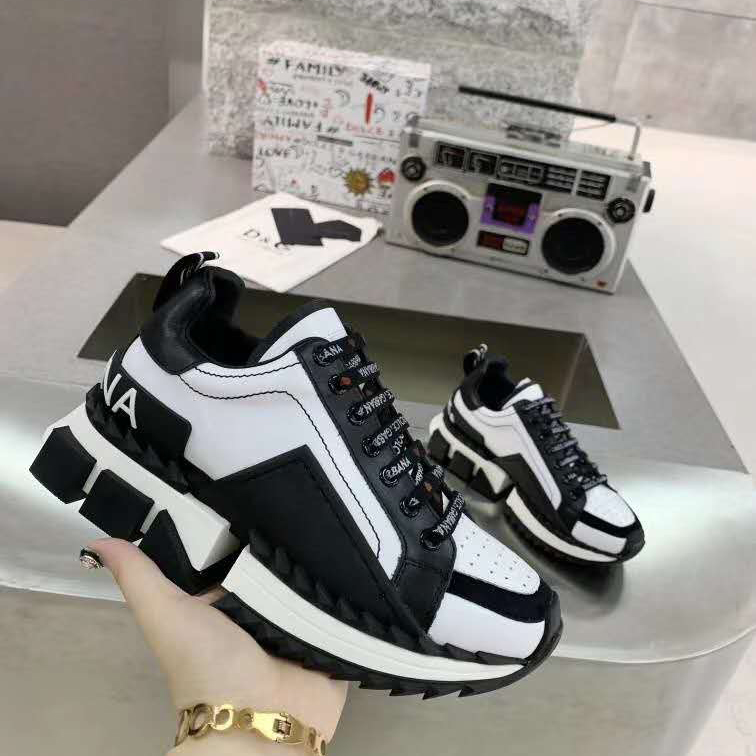 Superqueen Chunky Low-top Sneakers - PerfectKickZ