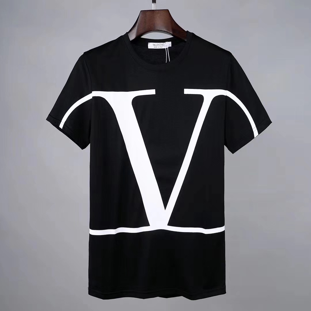 Maxi Vltn T-shirt in Black - PerfectKickZ