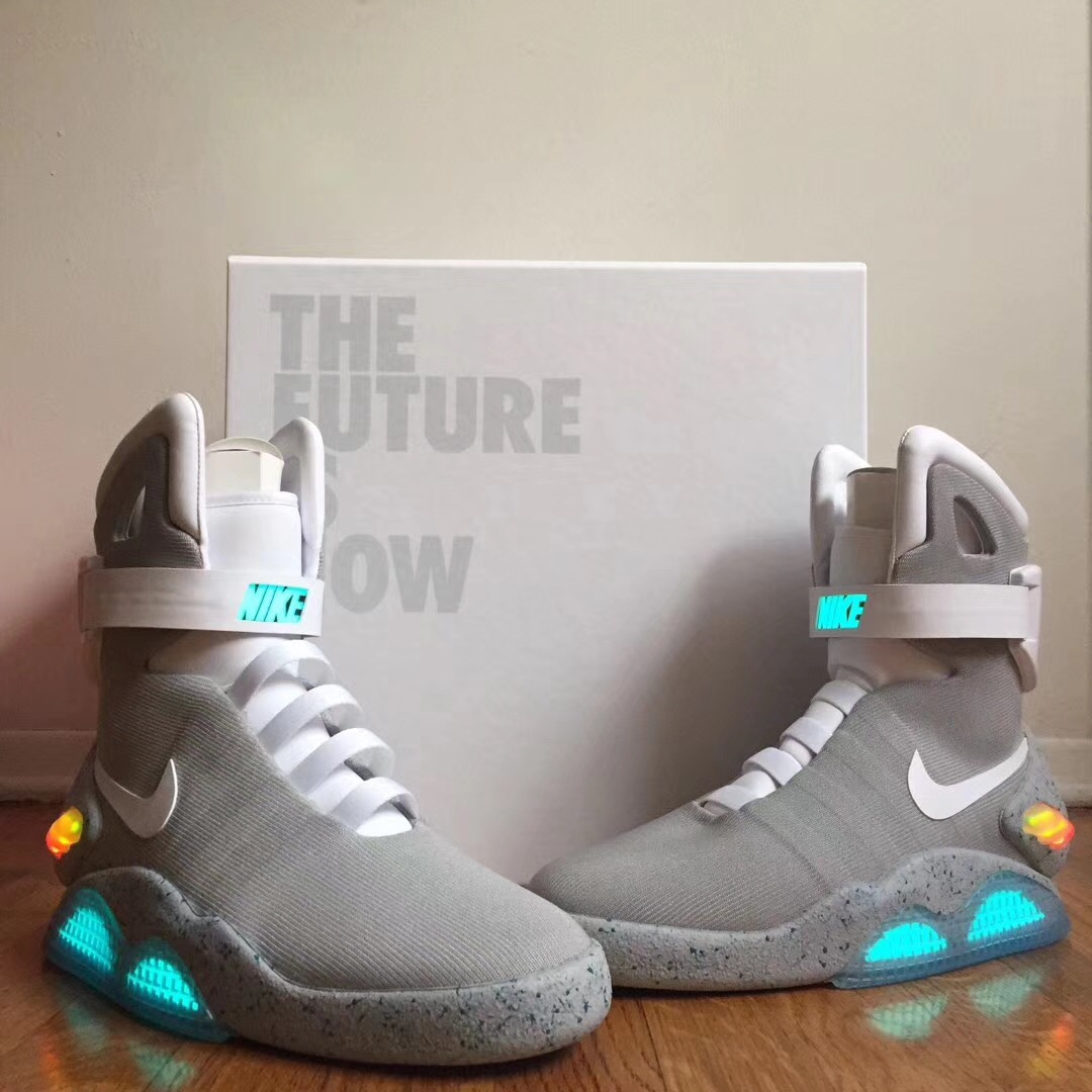 Air Mag Back to the Future 417744-001 (Automatic Bandage) - PerfectKickZ
