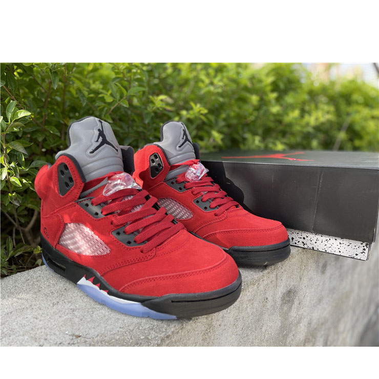 "Air Jordan 5 ""Raging Bull"" DD0587-600 - PerfectKickZ"